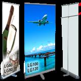 ロールアップLG60、LG80、LG100、LG120
