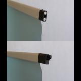 バナーAD85部品:上部バーマグネット連結部分