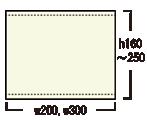 アルファバナー:メディア寸法w200、w300
