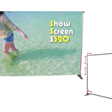 ショースクリーンS320シルバーB320ブラック