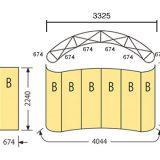 エキスパンドMC3x4寸法:(674x6枚)