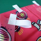 のぼり旗チチ縫製