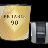 PRテーブル90
