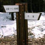 場所の標識案内