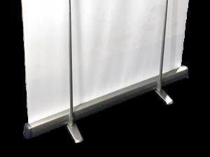 ロールアップLG120,150支柱フット