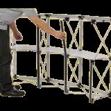 REテーブル130・190マグネット設置