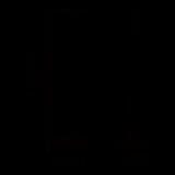 ロールアップミニ45:サイズ