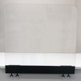 アクリルボードクランプ固定型