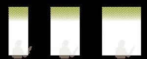 マジキリカラー印刷:和緑60・和緑90・和緑120