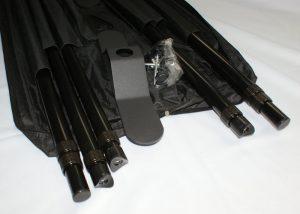 ショースクリーンB320:専用バッグに収納